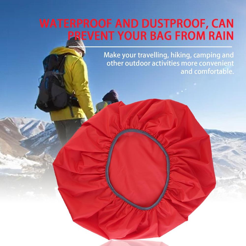 Backpack Waterproof  Rainproof Cover Outdoor Camping Climbing Bag Dust Protector