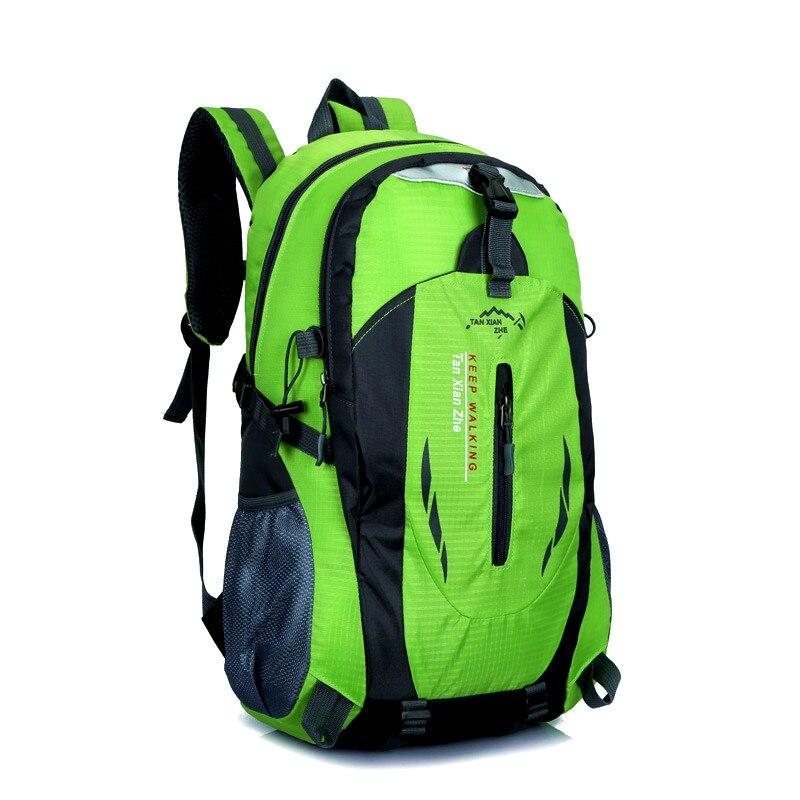 40L Waterproof Outdoor Climbing Travel Large Backpack Hiking Rucksack Bag Sport