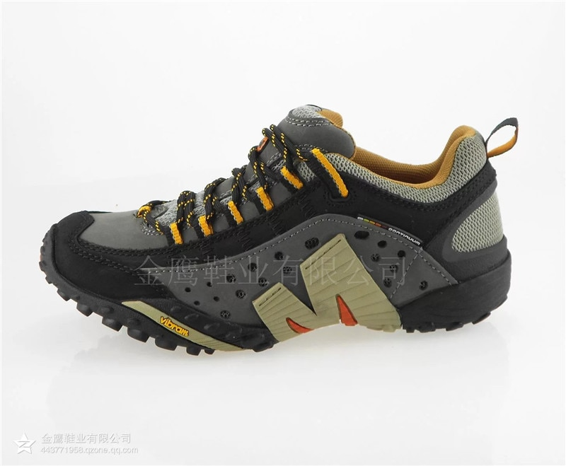 Outdoor Hiking Shoes,High Quality Grey